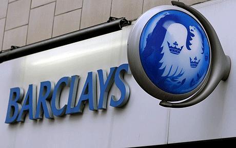 Barclays-gebouwd