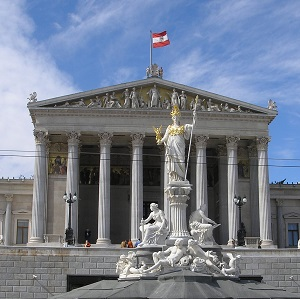 austria-parlement