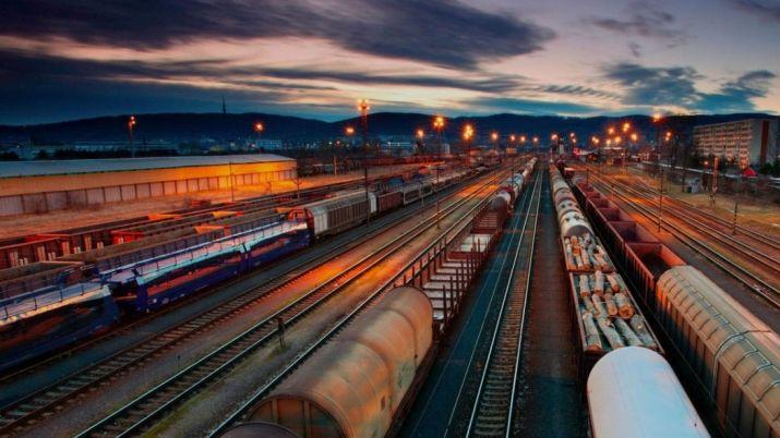 kazak-railway