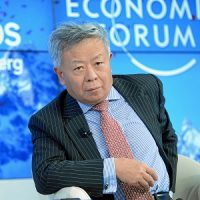 No Growth, Easy Money - The New Normal?: Jin Liqun