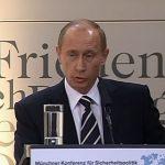 """Poetin: """"Expansie NAVO niet in belang van veiligheid Europa"""""""