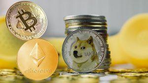bitcoin doge ethereum